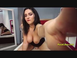 bbw solo webcam dirty talk